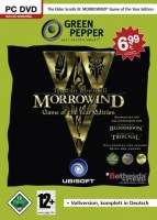 The Elder Scrolls Morrowind - Game of theYear-Edition [Green Pepper]