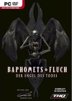 (Jewel Case) Baphomets Fluch 4 Der Engel des Todes [video game]