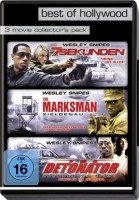 Best of Hollywood - 3 Movie Collectors Pack 7 Sekunden / The Marksman / The Detonator (3 DVDs)