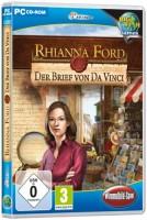 Rhianna Ford und der Brief van Da Vinci