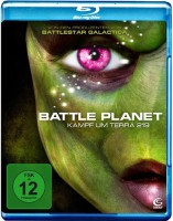 Battle Planet [Blu-ray]