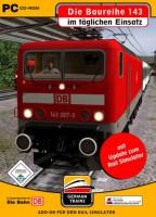 German Trains - Baureihe 143 im täglichen Einsatz (Add-on zu EA Rail Sim.) (PC)