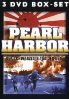 Pearl harbor - Der schwärzeste Tag der USA Teil 1-3 (3 Disc Set)