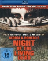 George A. Romero's - Night of the living dead (Blu-Ray)