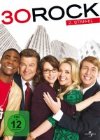 30 Rock - 2. Staffel (2 DVDs + Gratis DVD)