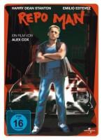 Repo Man - Steelbook