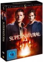 Supernatural - Die komplette fünfte Staffel [7 DVDs]