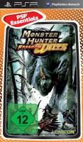 Monster Hunter Freedom Unite [Essentials]