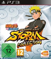 Naruto Shippuden Ultimate Ninja Storm Collection (1 + 2 + 3 Full Burst) - [PlayStation 3]