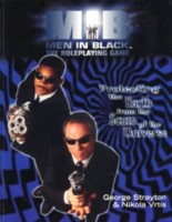 Mib Men in Black The Roleplaying Game