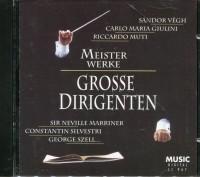 Meisterwerke - Grosse Dirigenten