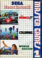 Master Games 1 (Master System) oA gebr.