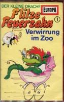 Flitze Feuerzahn 1 - Verwirrung im Zoo - Europa