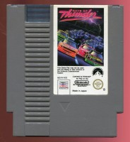 Days of Thunder (Nintendo NES) lose