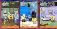 Spongebob Kassetten 3 Stück Folge 2,23,24