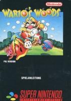 "Super Nintendo Spielanleitung ""Wario´s Woods"""