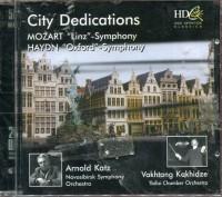 Symphony No.36/Symphony No.92