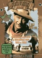 John Wayne in Farbe - Digital remasterte Holzbox Edition 1 (3 Filme)