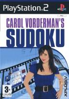 Carol Vorderman´s SUDOKU - Playstation 2