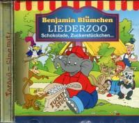 Benjamin Blümchen - Liederzoo Schokolade, Zuckerstückchen, ...