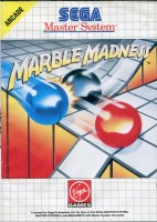 Marble Madness (Master System) gebr.