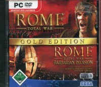 Rome Total War Gold Pack CD-Rom Jewelcase