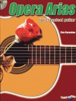 Opera Arias for classical Guitar