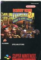 Donkey Kong 2 SNES (Anleitung)