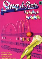 Sing + Party With Karaoke Classics. Songbuch (Piano/vocal/guitar)
