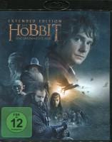 Der Hobbit Eine unerwartete Reise - Extended Edition (3 Discs) [Blu-ray]