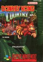 "Super Nintendo Spielanleitung "" Donkey Kong Country """