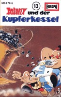 Asterix & Obelix Nr. 13 - Asterix und der Kupferkessel  MC Europa