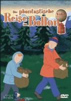 Die Phantastische Reise im Ballon, Vol. 2, Episoden 04-06
