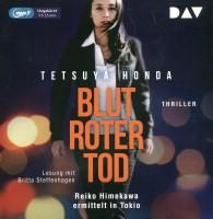 Blutroter Tod. Reiko Himekawa ermittelt in Tokio Ungekürzte Lesung mit Britta Steffenhagen (1 mp3-CD)