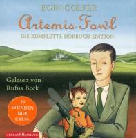 Artemis Fowl - Die komplette Hörbuch-Edition 9 CDs (Ein Artemis-Fowl-)