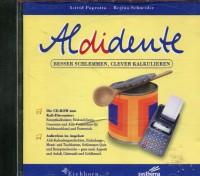 Aldidente. CD- ROM für PC und Mac. CASE. Besser schlemmen, clever kalkulieren