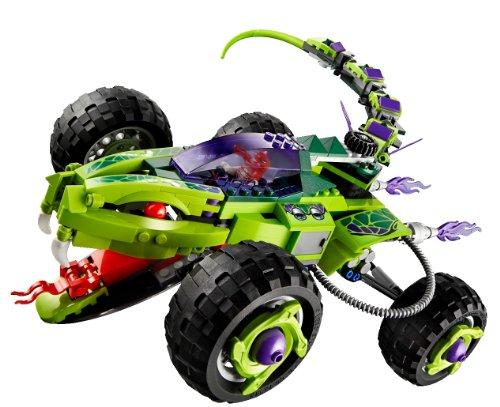 Lego ninjago 9445 schlangen quad spielzeug gebraucht neu g nstig online kaufen - Lego ninjago le grand devoreur ...