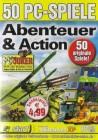 50 PC-Spiele Abenteuer und Action. CD-ROM für Windows ab 95.