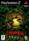 Sniper Assault - Playstation 2
