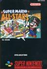 "Super Nintendo Spielanleitung ""Super Mario All Stars """